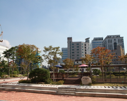 Jeogyeong Rest Area